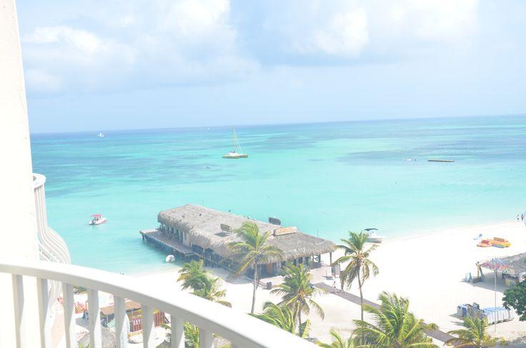 Aruba - 2do destino de nuestra luna de miel