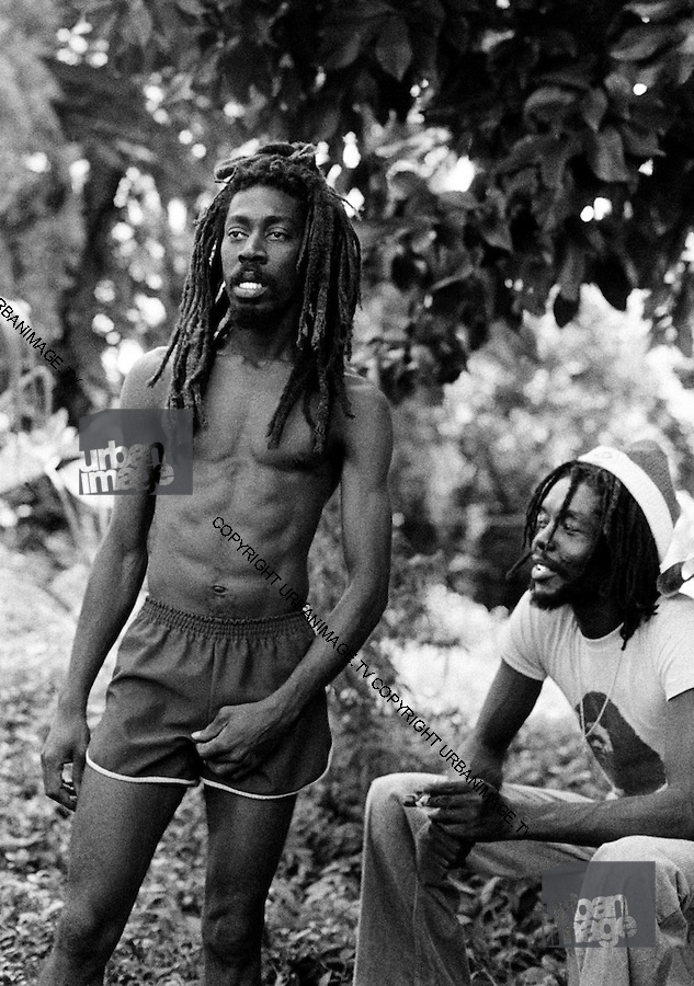 bunny wailer and bob marley relationship