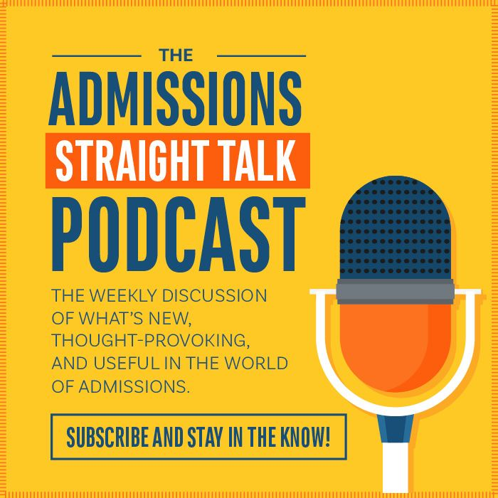 In this episode of Admissions Straight Talk, Accepted's Jessica Pishko  shares her insights into the law school, med school, and MFA application  processes!