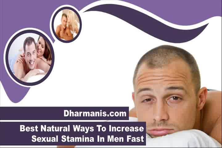 How to increase sexual stamina quickly-6547