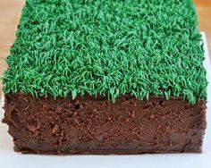 Beki Cook's Cake Blog: Easy Minecraft Birthday Cake                                                                                                                                                                                 More