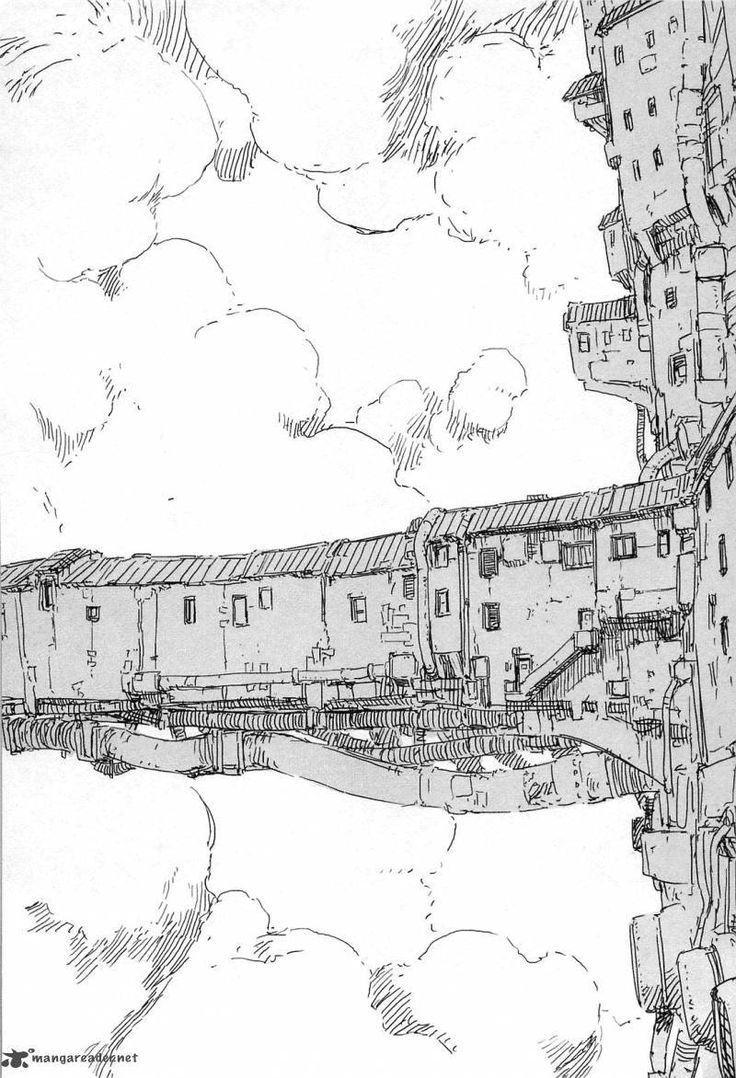 knights of sidonia city houses - Google Search