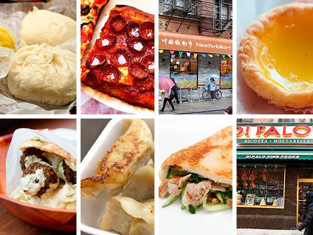 An 11-Stop Tour of Chinatown and Little Italy for Under $15 a Head