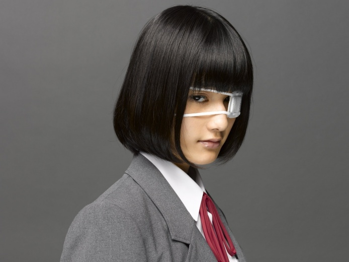 """Ai Hashimoto(橋本愛),""""アナザー(Another)"""""""