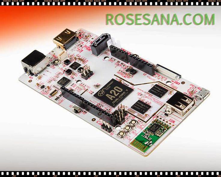 2R Hardware & Electronics: pcDuino3 - Dev Board