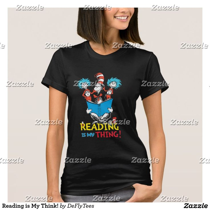 Reading is My Think!