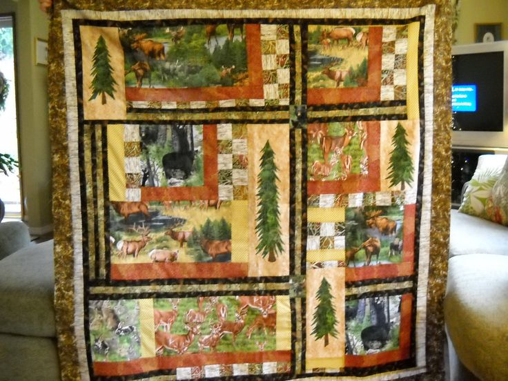 Wildlife Quilts Wildlife Quilts Pinterest Nice