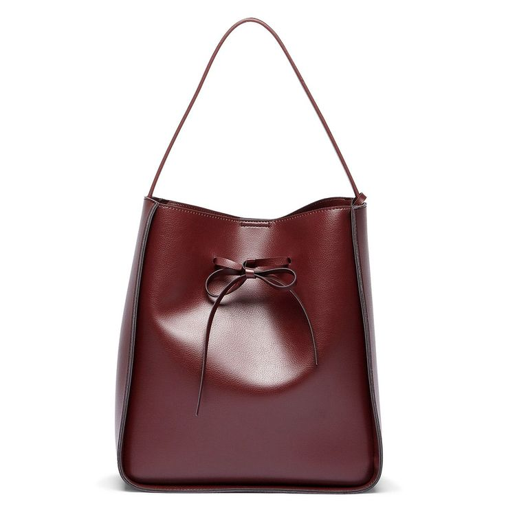 """It looks so expensive this minimalistic vegan Bag! Sole Society """"Primm"""", $64.95"""