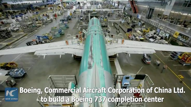 Boeing and Chinese aviation manufacturer Commercial Aircraft Corporation of China Ltd. (COMAC) will start to build a Boeing 737 completion center in east China's Zhoushan City at the end of March. The plant is scheduled to make its first delivery in 2018 and designed to deliver 100 Boeing 737 planes a year. The Zhoushan factory is Boeing's first overseas facility as part of its 737 production system.
