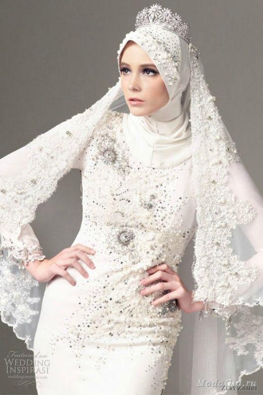 Hijab Wedding Dresses 30 Islamic For Brides