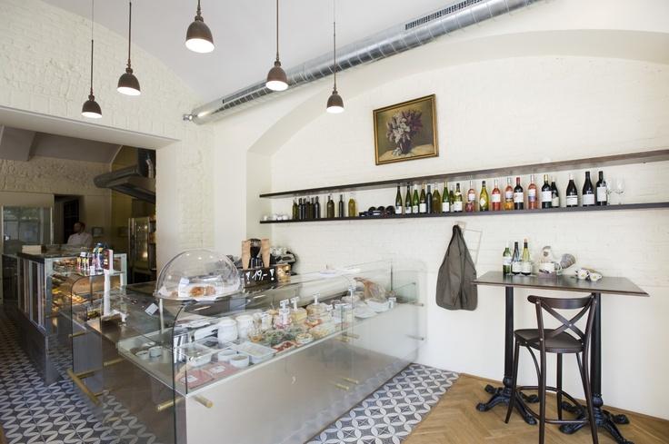 Brasserie La Gare & Boutiques Gourmandes, Prague  www.lagare.cz