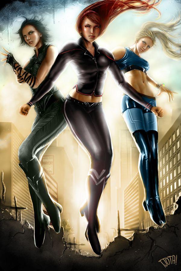 Meninas Super-Poderosas! -