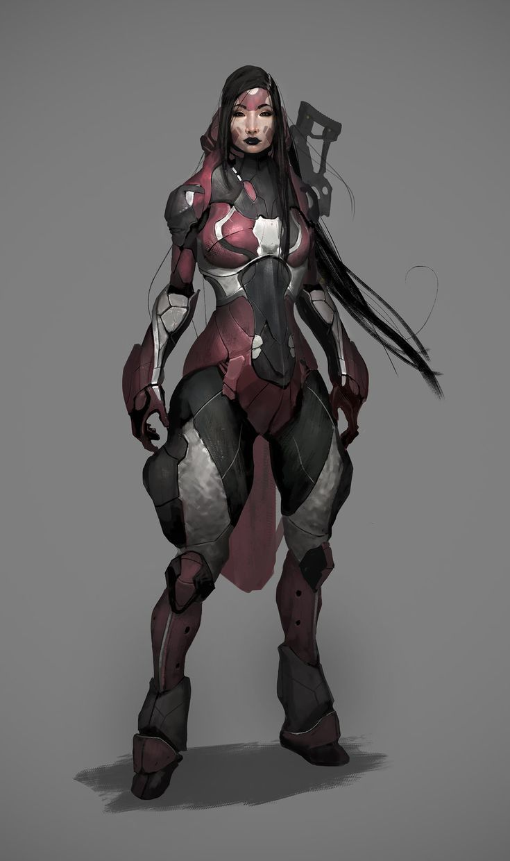 Sci Fi Character Design Tutorial : Best sci fi female armor images on pinterest