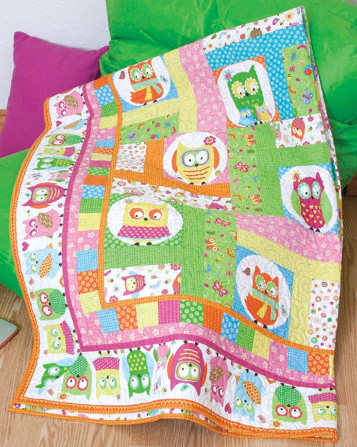 Baby Quilt Patterns Mccalls : 59 best Baby Quilts and Free Baby Quilt Patterns images on Pinterest Free baby quilt patterns ...