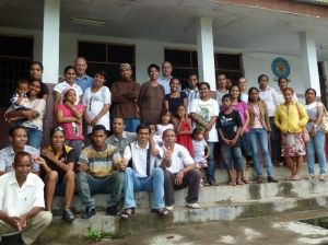 Marist presence in East Timor