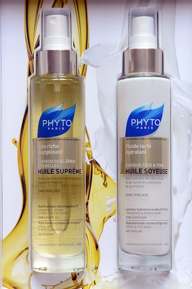 Το Tickityflippinboo και η PHYTO χαρίζουν σε 4 τυχερούς τα νέα απολαυστικά λάδια μαλλιών! 2 Phyto Huile Suprême και 2 Phyto Huile Soyeuse για μαλλιά ξηρά, πυκνά και ατίθασα!