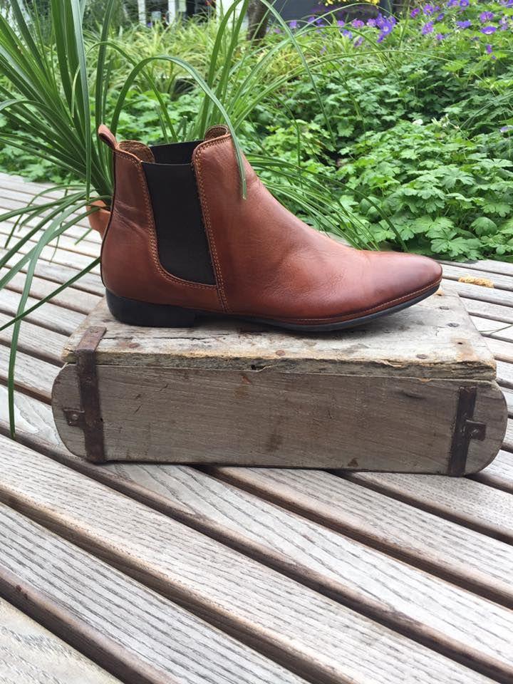 Klassisk og pæn støvle til arbejde eller fritid. Havanna Shoes.