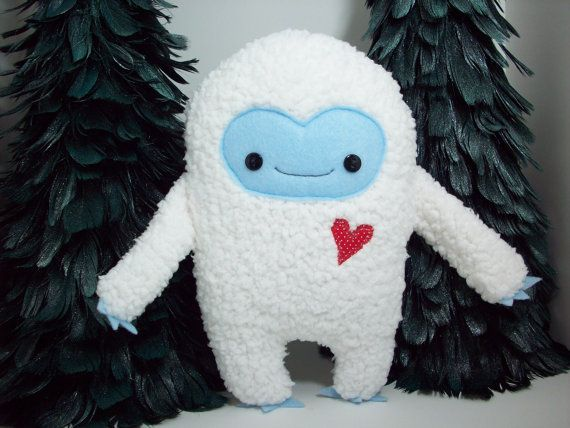 25 best ideas about the abominable snowman on pinterest for Abominable snowman holiday decoration