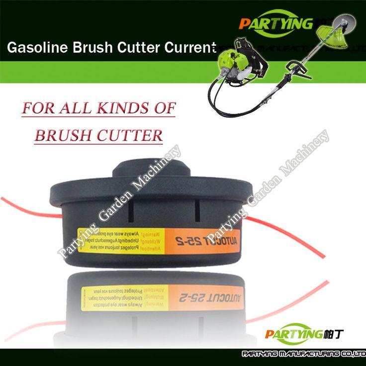 Free Shipping petrol lawn mower trimmer head 4-stroke brush cutter head grass cutting machine gasoline plastic  D-05