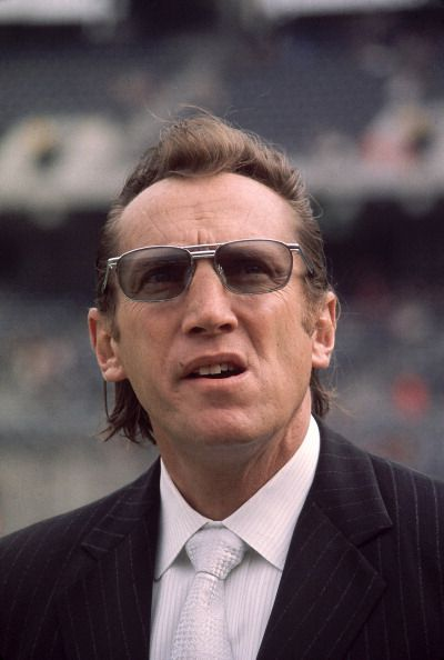 Oakland Raiders owner Al Davis
