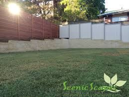 Image result for besser block retaining wall