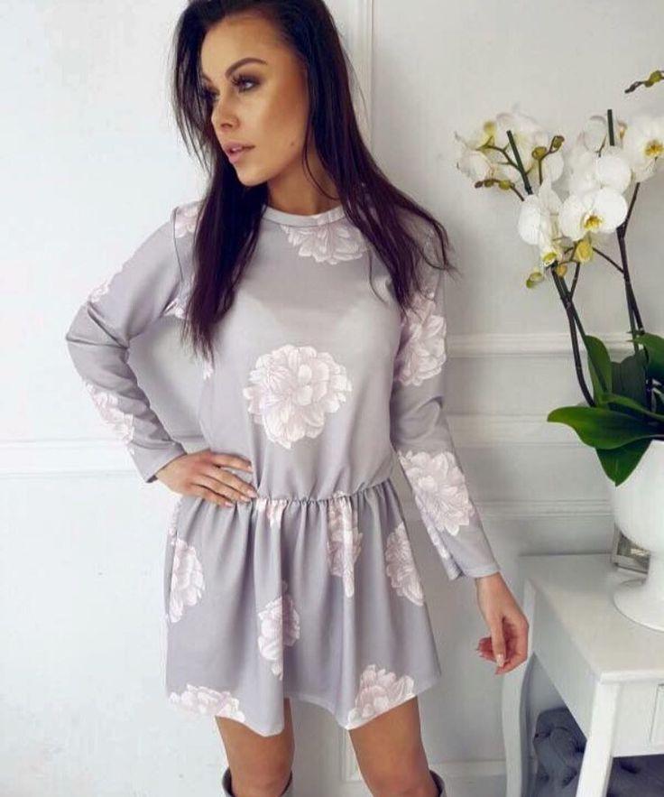 NOVINKA Aj ty môžeš mat tieto nádherne jarné šaty vo veľkosti UNI  šaty sú z príjemného materiálu máme ich ihneď k odberu v limitovanom počte kusov 2190 #new#spring#collection