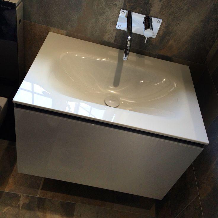 Artelinea Domino 75 Basin Installed By Aquanero Bathroom Design Installation And Purchased