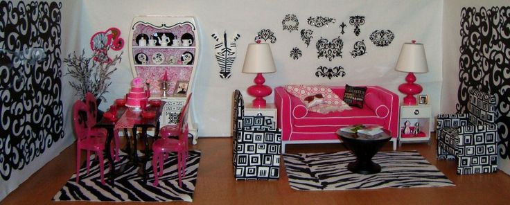 Barbie Bedroom In A Box: Best 25+ Barbie Diorama Ideas On Pinterest