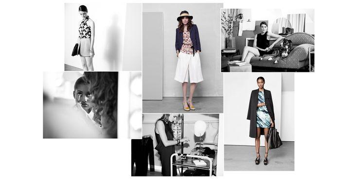 'Nous partageons un mode de créativité en racontant des histoires'. Vogue.fr a rencontré Samuel Fernstrom et Anne Teurnell, les fondateurs de & Other Stories. Respectivement CAO