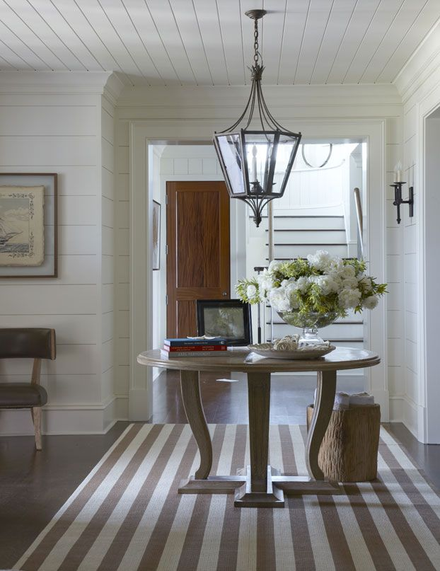 Charleston beach house designed by Suzanne Kasler.