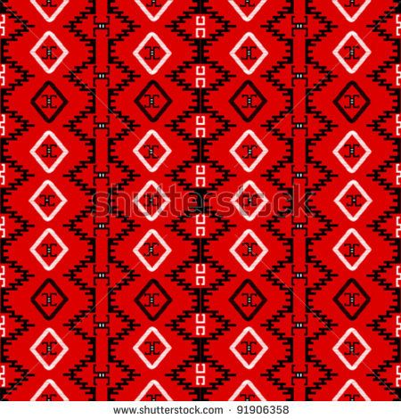 Stock Images similar to ID 115994923 - african ethnic seamless pattern