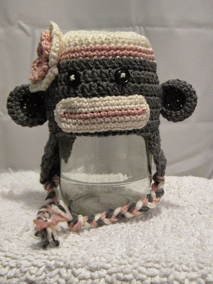611 best images about sock monkey on Pinterest