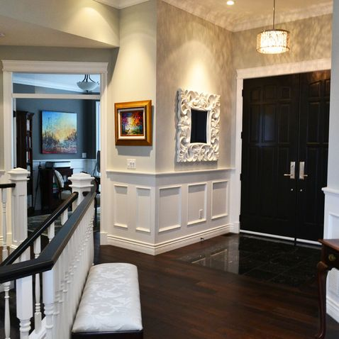 White Wainscoting Design Ideas, Pictures, Remodel, And Decor   Page 10