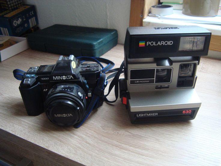 eBay Digitalkamera Fotokameras/Oldtimer/Rarität/Sammler!!! Minolta 7000, Polaroid 600 Land Camera: EUR 100,00 (0 Gebote)…%#Quickberater%