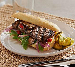 Kansas City Steak Company (24) 4 oz. Sandwich Steaks Auto-Delivery