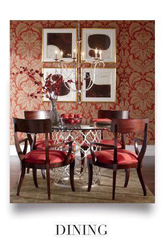 Ethan allen us decorating ideas for Ethan allen dining room