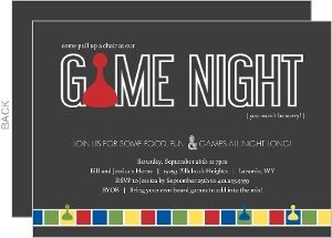 Best 25 sorry board game ideas on pinterest sorry game popular easily customize this gray sorry game board game night invitation design using the online editor all of our game night invitations design templates are stopboris Choice Image