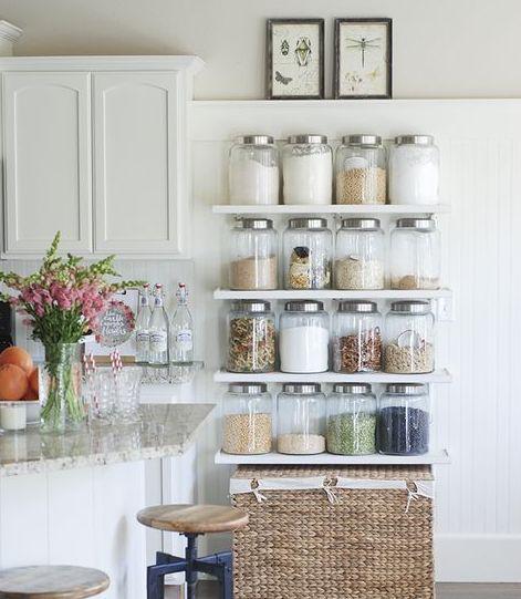 Oltre 25 fantastiche idee su cucina shabby chic su - Decorare la cucina ...