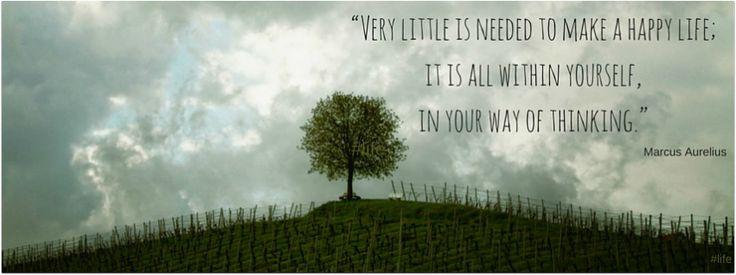 Very little is needed