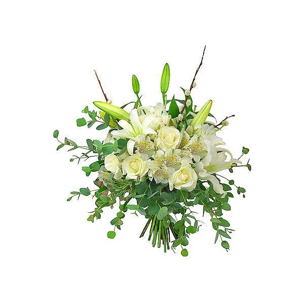 BRANCA HARMONIA - Florencanto - Floricultura Online - Polyvore