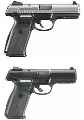 Ruger SR9 Semi-Auto Pistol
