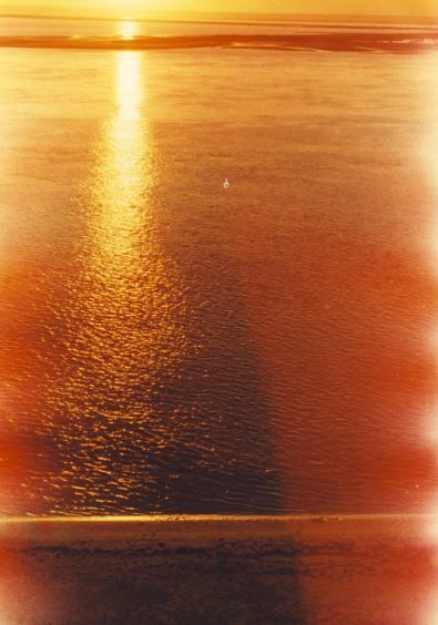 rotes Meer an der Dune du Pilat, Foto: S. Hopp