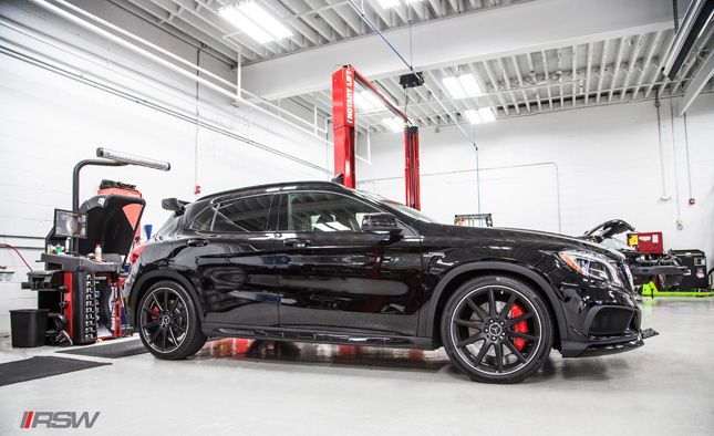 Mercedes Gla45 Amg Weistec Performance Upgrades Mercedes Amg