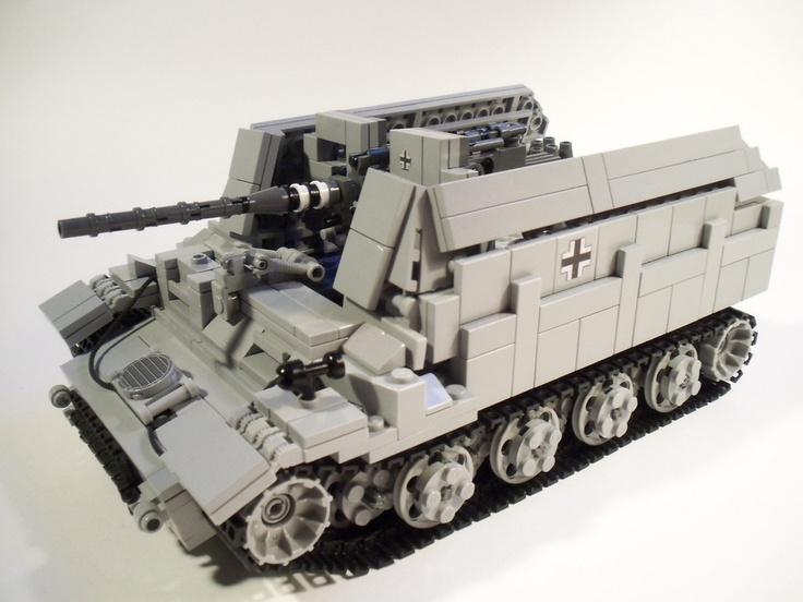 Grille 10 with 88mm Flak gun