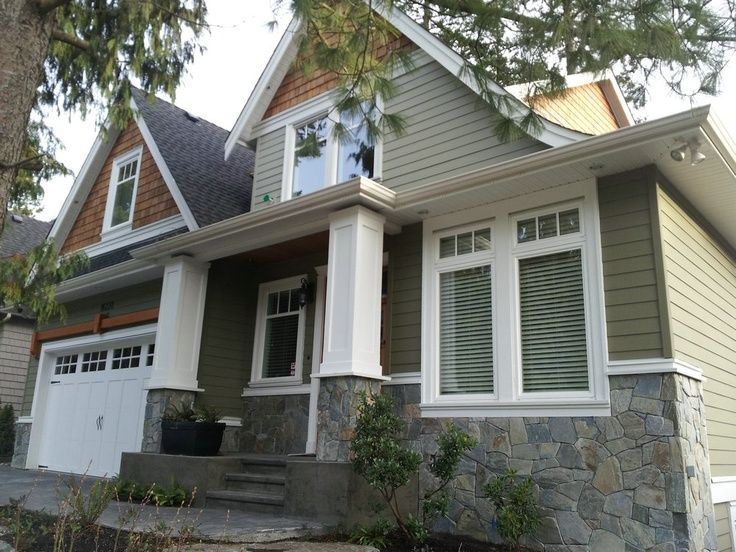 96 best images about house siding on pinterest exterior for Cedar shake house