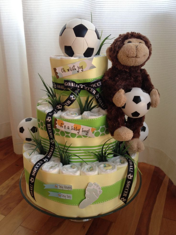 Best 25 Soccer Baby Showers Ideas On Pinterest