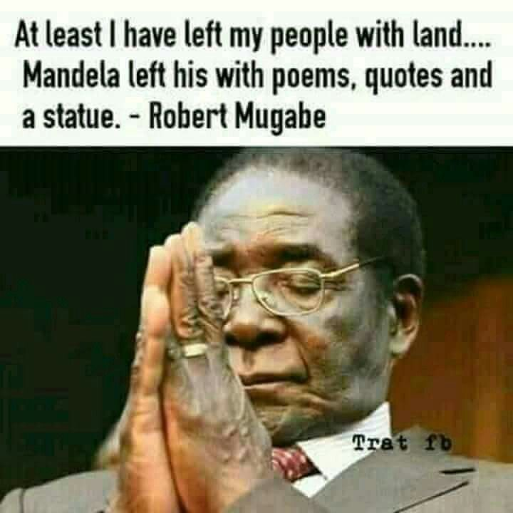Pin By Icandy88 On A King Has Awaken Mugabe Quotes Black History Quotes History Quotes