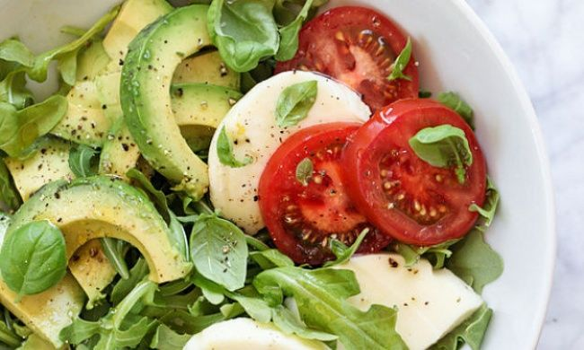 10Ensaladas que demuestran que comer sano esmuy sabroso