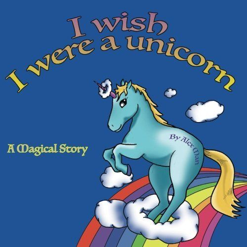 I wish I were a unicorn is a magical book, a poem that tells us about the dreams and wishes of the narwhal, the unicorn of the sea, who wishes to be a unicorn himself. The book is suitable as a beginner reading book, the nice text includes common verbs and adjectives along with the lovely drawings gives a boost of motivation for the young readers. Enjoy