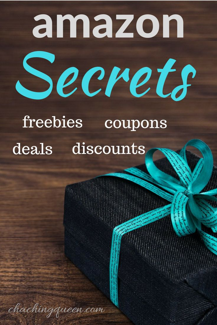 Do you know these Amazon Secrets? How to get Amazon codes, freebies, coupons, and deals.